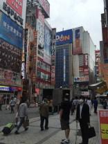 Akihabara, the geek capital of the world!