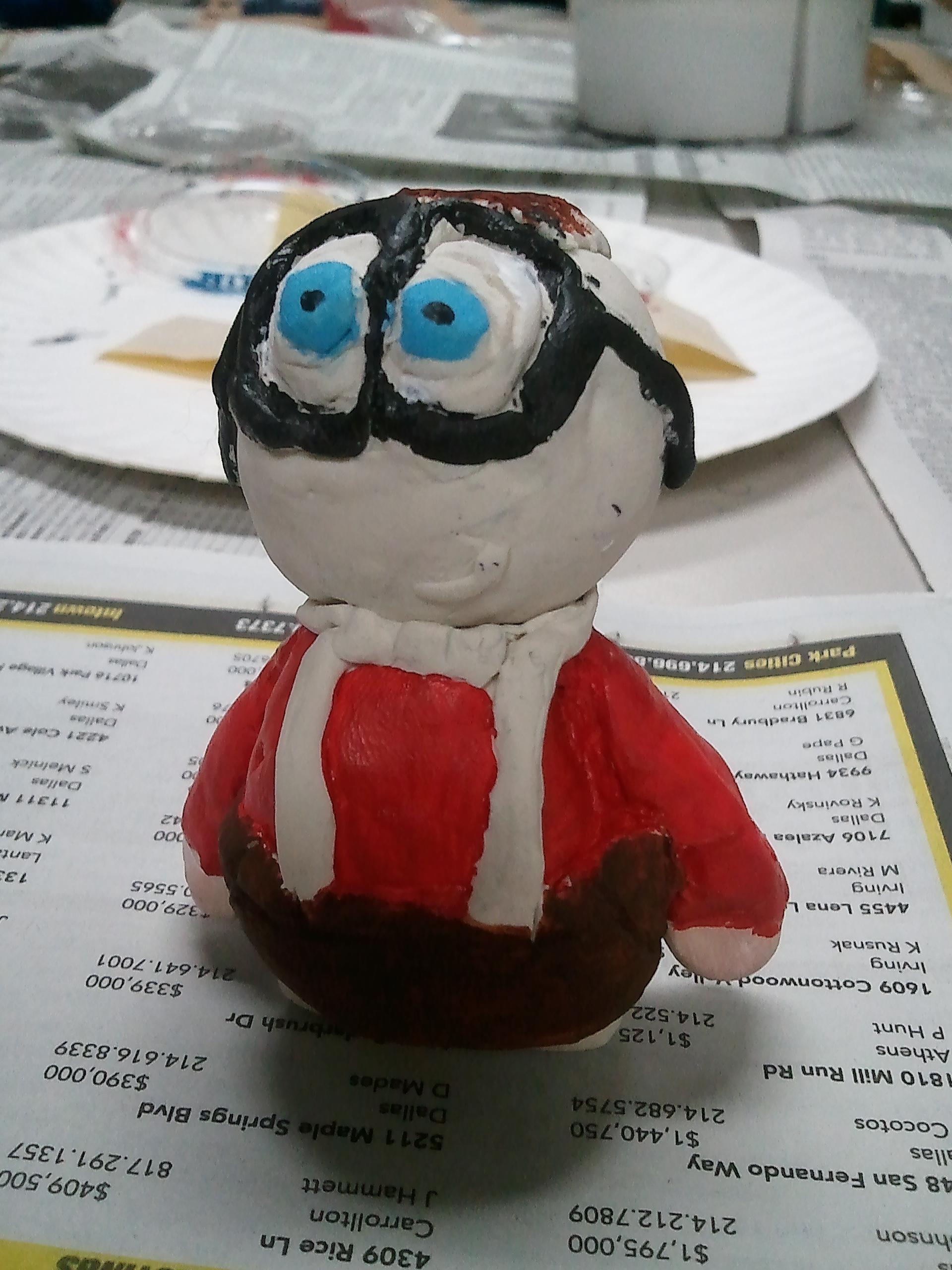 Toy Story Art Class Rocks