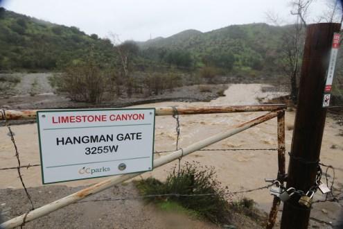 Hangman Gate 1-22-2017