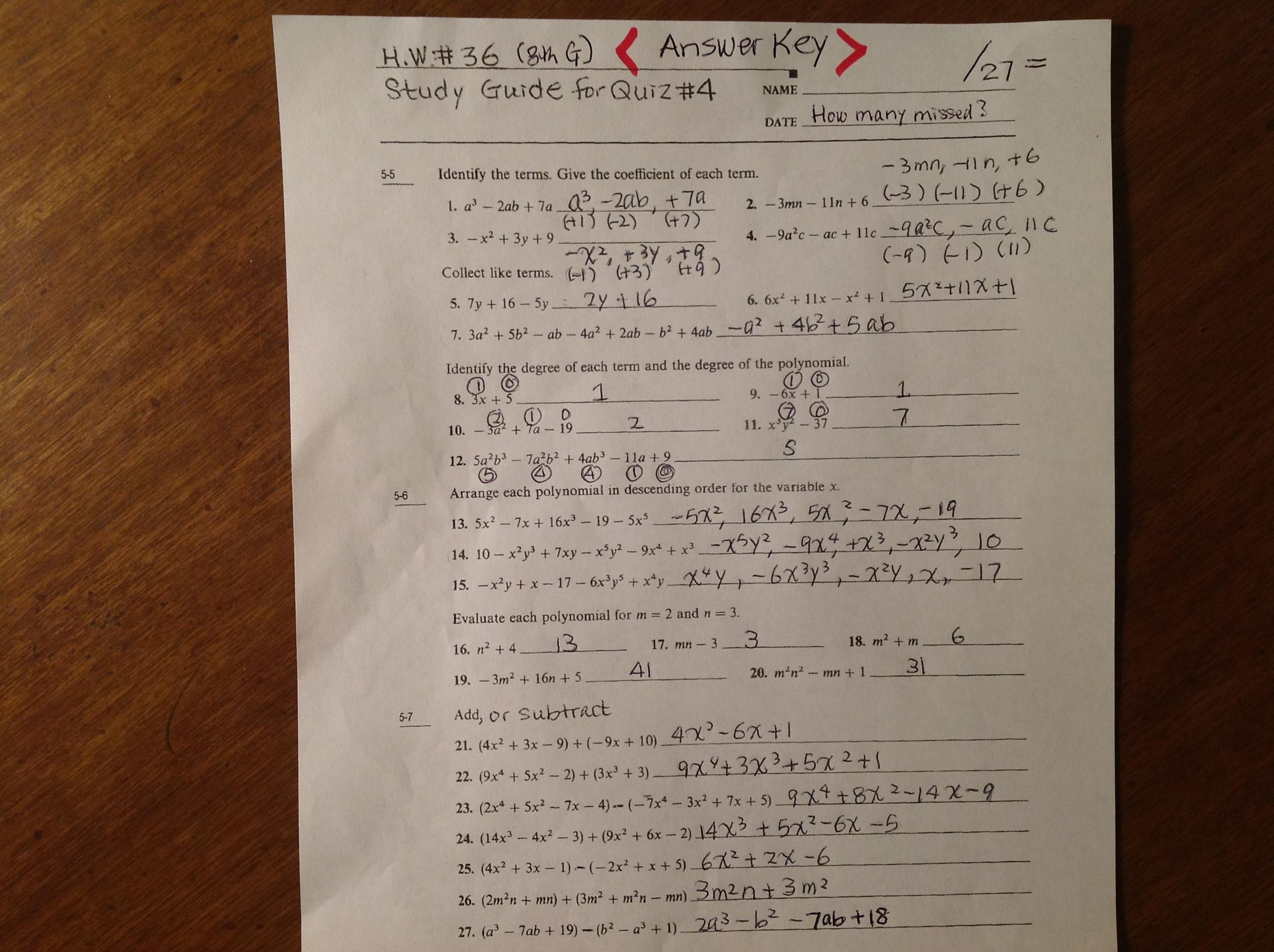 Mrs Sorensen Math
