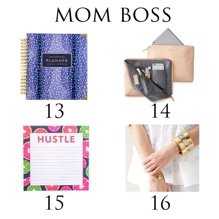 Mother's Day Gift Guide Mom Boss