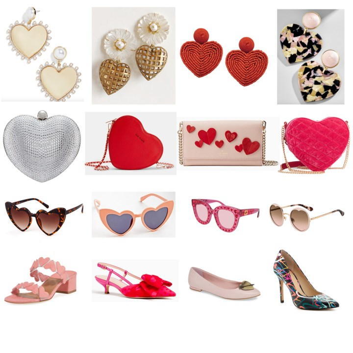 Dress to the Decor: Valentine's Day Addition