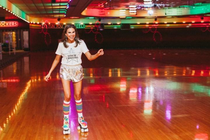 Roller Disco Party