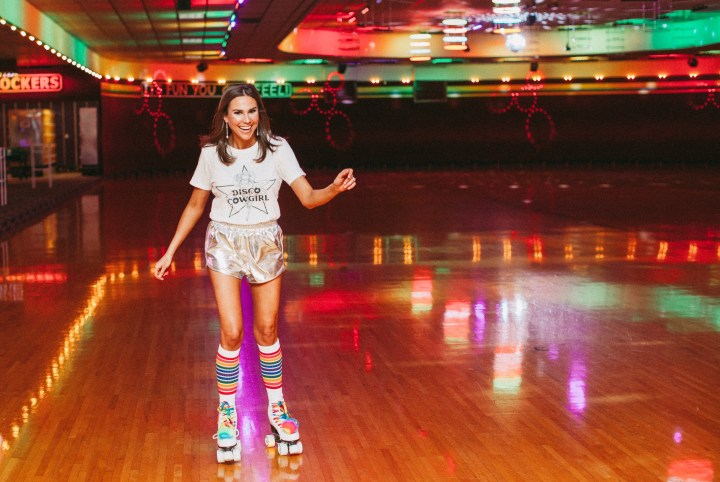 Roller Disco Party