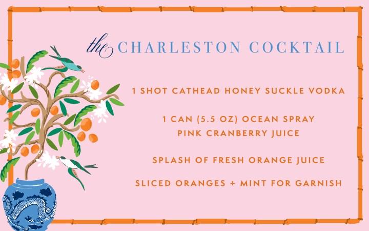 CharlestonCocktailRecipe
