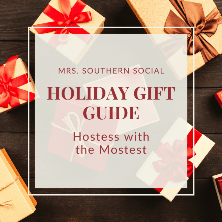 Delegate Gifting- Hostess with the Mostest