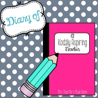 Diary of Kodaly Aspiring Newbie