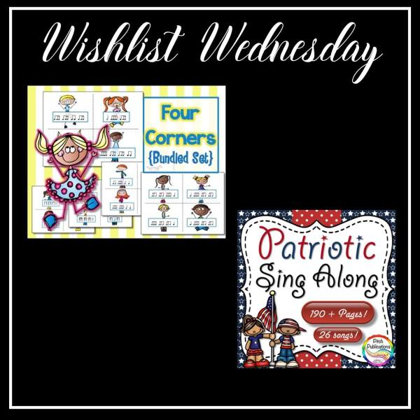 Wishlist Wednesday!