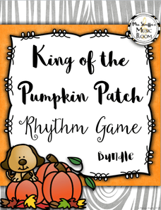 King of the Pumpkin Patch