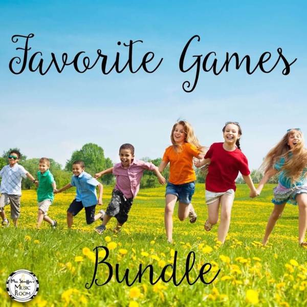 Favorite Games Bundle