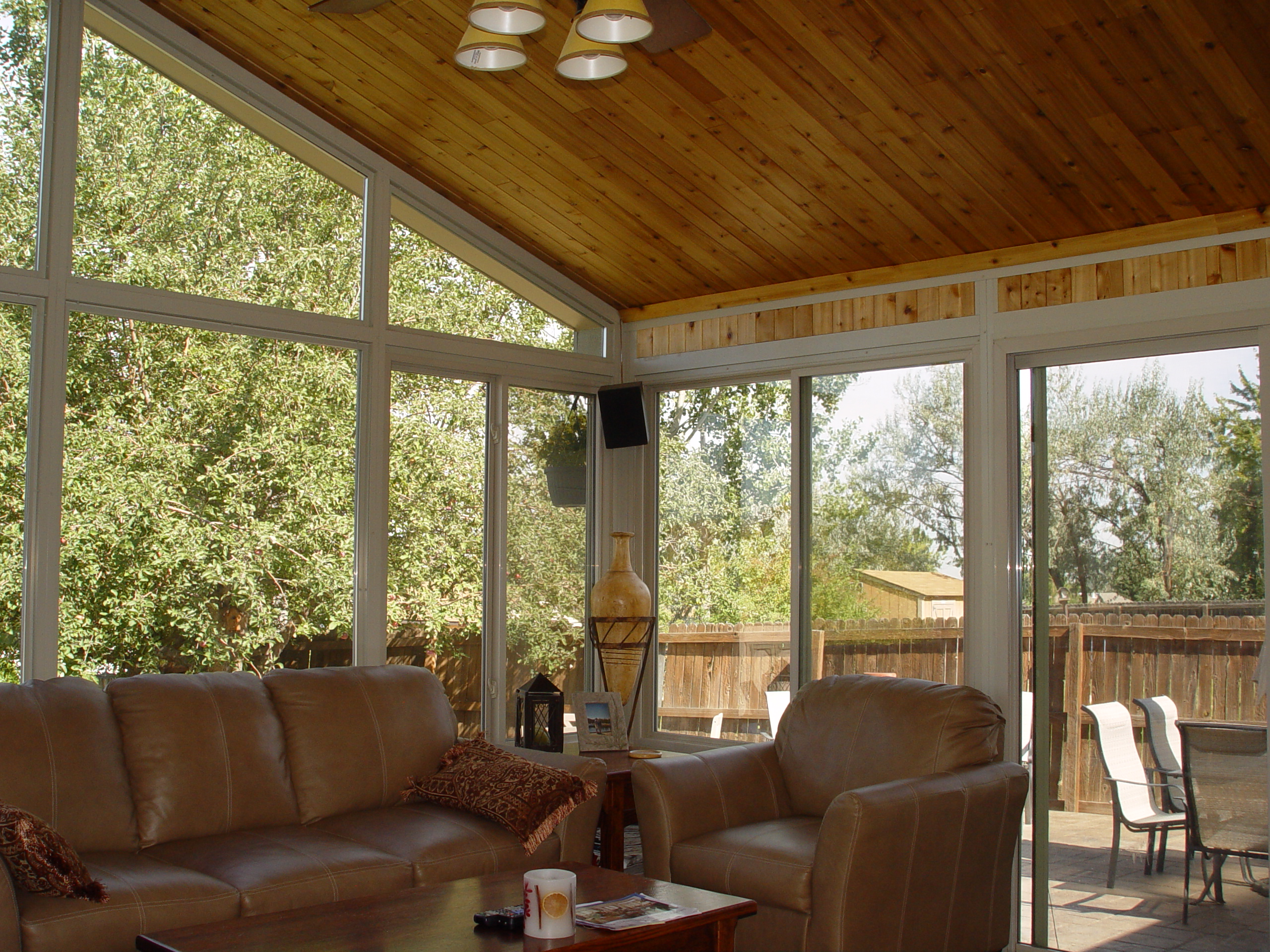 three season patio room