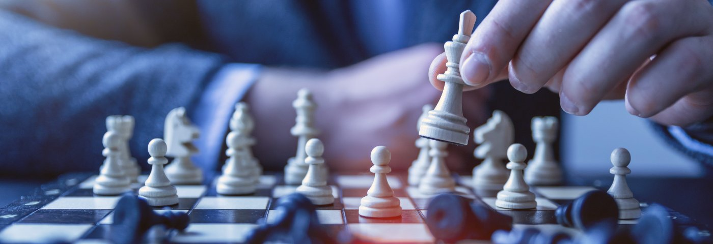 How Retirement Planning is Like a Game of Chess