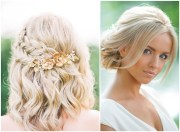stylish wedding hairstyles