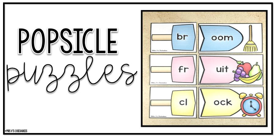 consonant-blends-activities