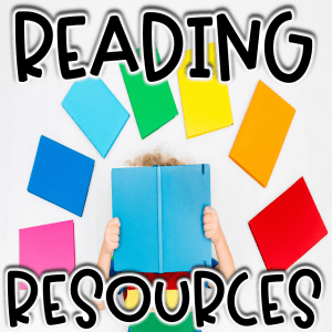 Reading & Comprehension Resources