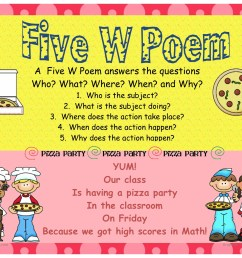 4th grade funny poems [ 1275 x 1651 Pixel ]