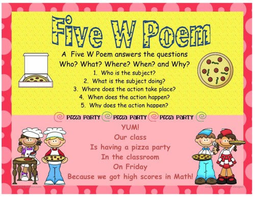 small resolution of 4th grade funny poems