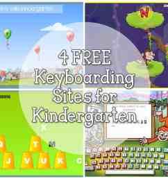 4 FREE Keyboarding sites for Kindergarten - Mrs. Wills Kindergarten [ 1500 x 1500 Pixel ]