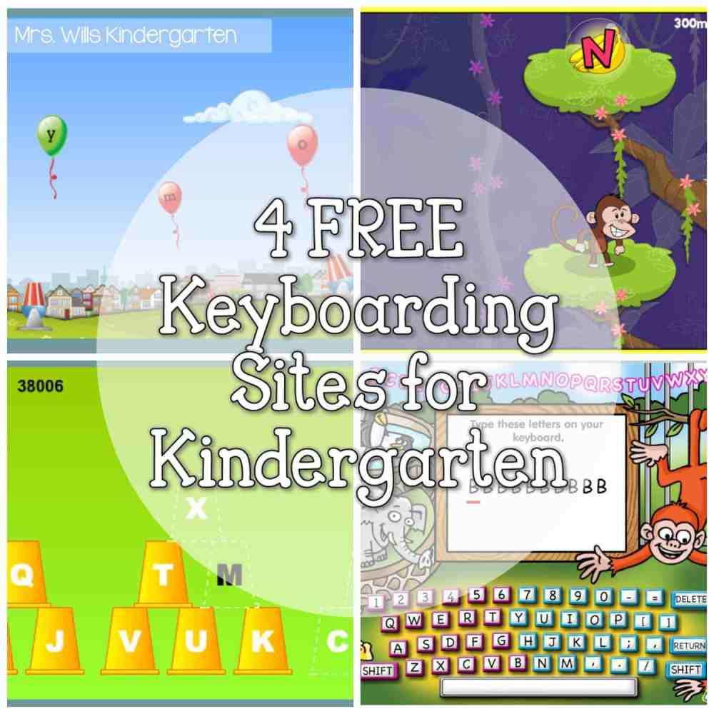 medium resolution of 4 FREE Keyboarding sites for Kindergarten - Mrs. Wills Kindergarten