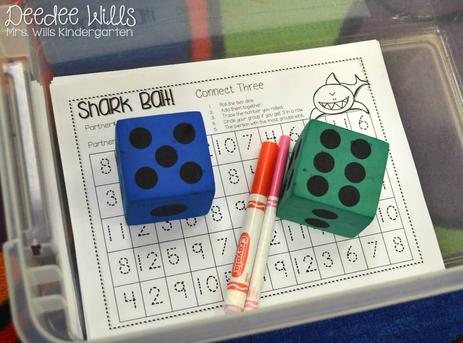 Ocean Week Lesson Plans For Kindergarten Amp 1st