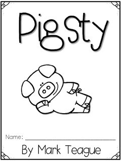 What a PIGSTY of a Week! Pigsty Lessons and Activities