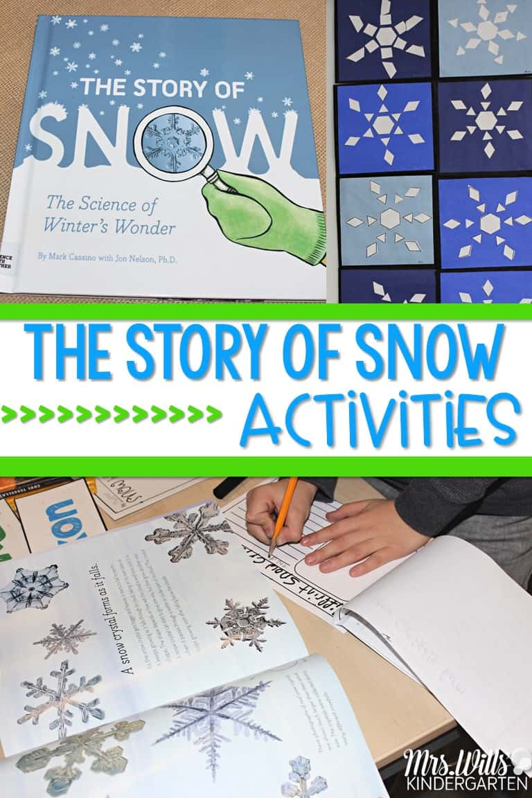 hight resolution of The Story of Snow Lesson Plans Engaging Readers 2nd Grade