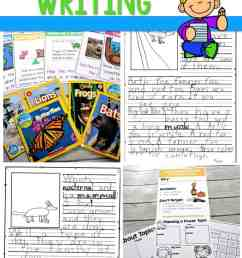 2nd Grade Informational Writing Samples and Teaching Ideas [ 1152 x 768 Pixel ]