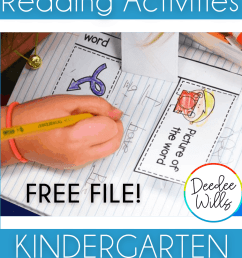 7 Fun The Snowy Day Activities for Kindergarten and Lesson Plans [ 1500 x 1000 Pixel ]