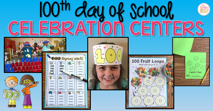 Hip Hip Hooray for the 100th Day of School!