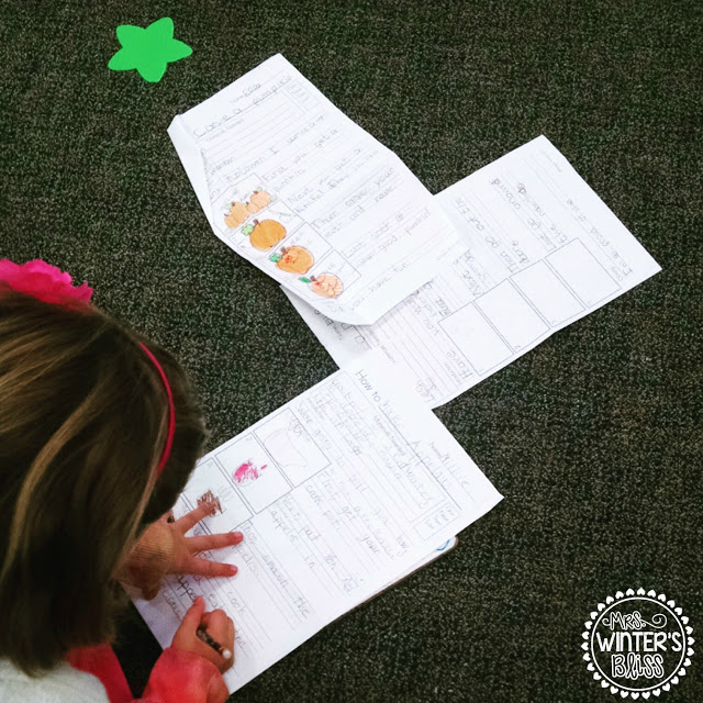 how to writing worksheets
