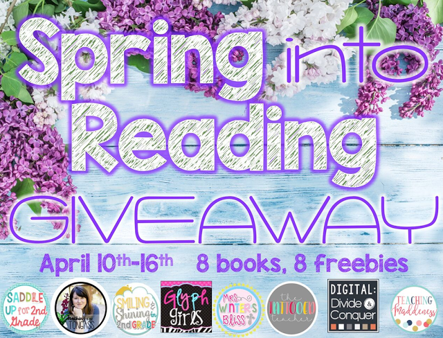 Spring Into Reading Giveaway!