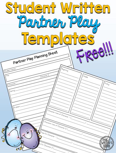 class play templates