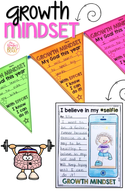 Growth Mindset Ideas and Resources
