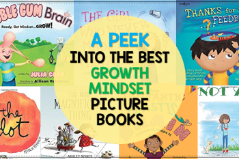The Best Growth Mindset Picture Books