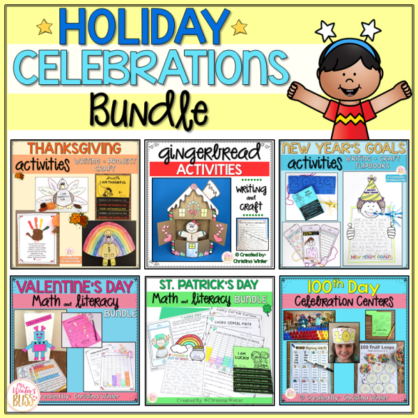 Holiday celebrations activities