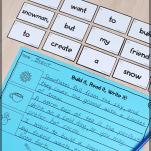free compound complex sentence building activities