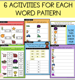 R Controlled Vowel Worksheets First Grade   Printable Worksheets and  Activities for Teachers [ 2400 x 2400 Pixel ]