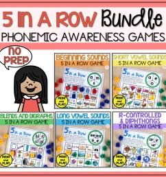 Phonemic Awareness Activities - All Vowels [ 1500 x 1500 Pixel ]