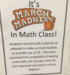 they then illustrated the probability of making and missing a basket on a tree diagram students did a great job learned quite a bit about tree diagrams  [ 768 x 1024 Pixel ]