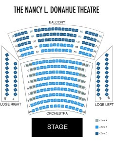 Seating chart also subscription order form merrimack repertory theatre rh mrt