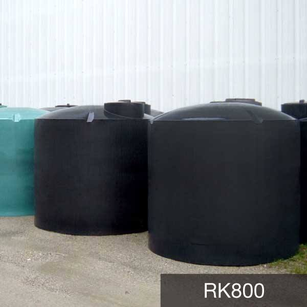 RK 800 Water Storage Tank Image