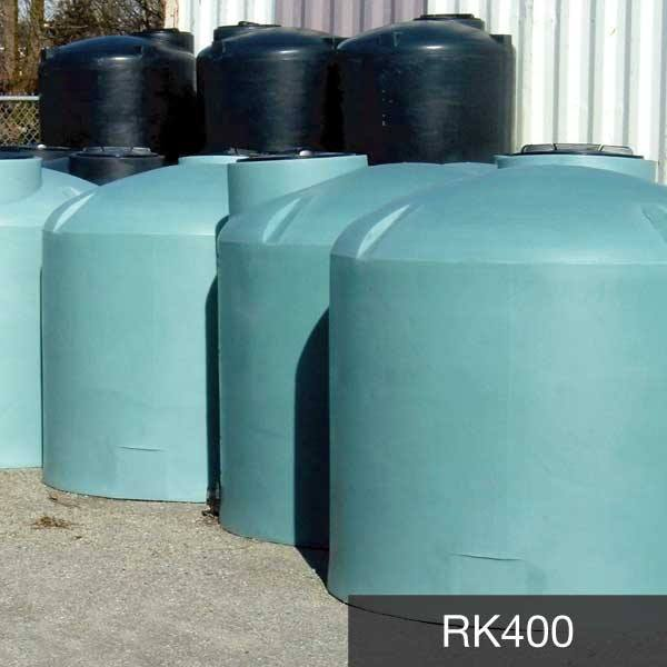 RK 400 Water Storage Tank Image