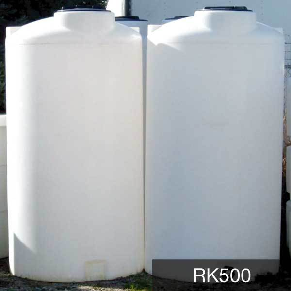 RK 500 Water Storage Tank Image