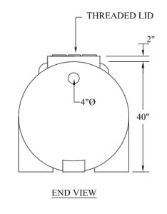 RKC 230 Underground Storage Tank Image