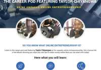 Taylor Chiyangwa on the Career podcast