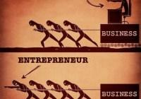 keeping a job vs entrepreneurship
