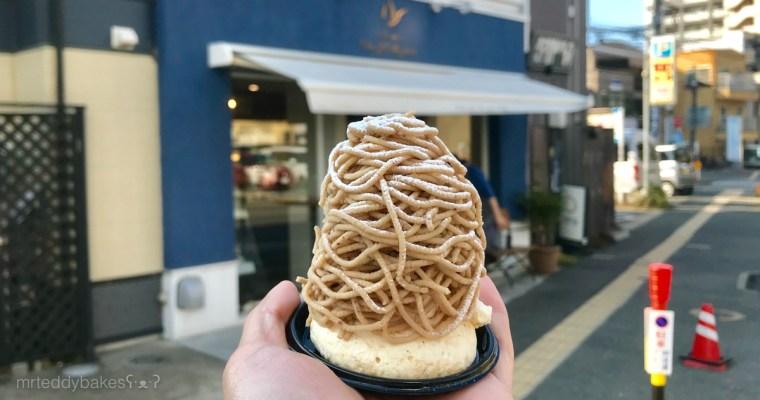 九州篇#2 福岡市 櫻坂<br>Pâtisserie au fil du jour.吉開雄資