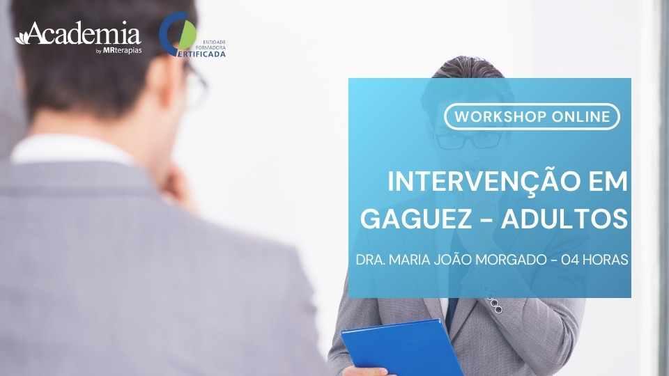 Intervenção em Gaguez – Adultos