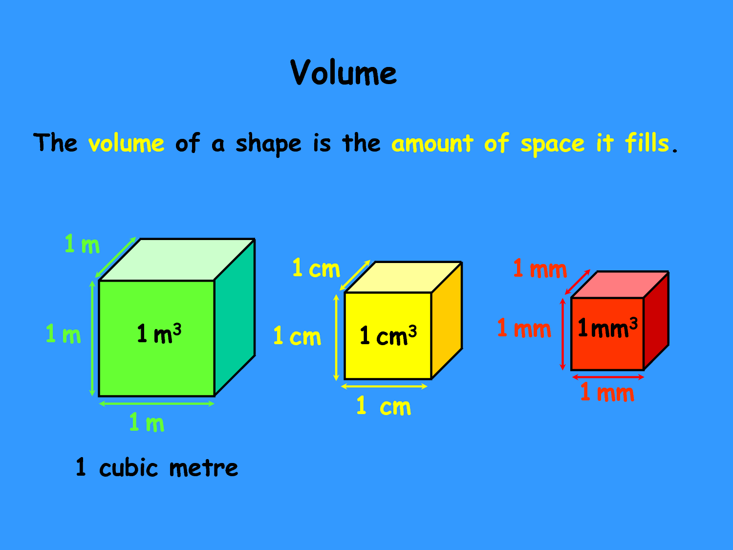 Volume Practice Math Standard Mr Throop S Blog