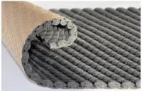 Flat Rubber Carpet Padding - Carpet Vidalondon